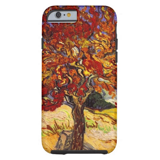 Vincent Van Gogh Mulberry Tree iPhone 6 Case